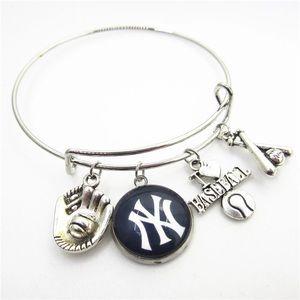 New York Yankees Charm Bracelet
